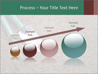 Soil with shovel PowerPoint Templates - Slide 87