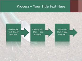 Soil with shovel PowerPoint Templates - Slide 88