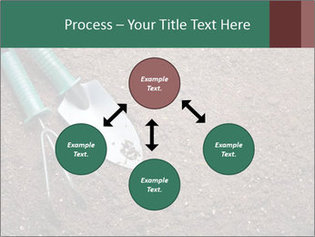Soil with shovel PowerPoint Templates - Slide 91