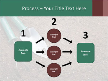 Soil with shovel PowerPoint Templates - Slide 92