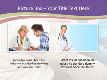 Depressed girl gets counseling PowerPoint Templates - Slide 18