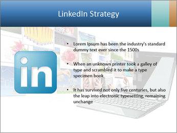 Multimedia streaming PowerPoint Template - Slide 12