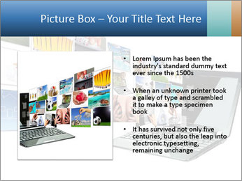 Multimedia streaming PowerPoint Templates - Slide 13