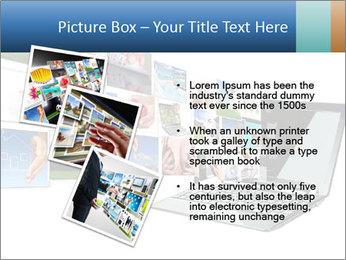Multimedia streaming PowerPoint Template - Slide 17