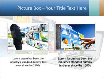Multimedia streaming PowerPoint Template - Slide 18