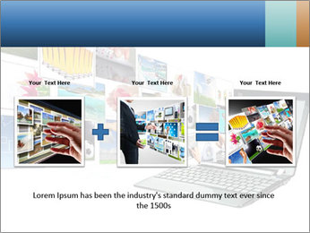 Multimedia streaming PowerPoint Templates - Slide 22