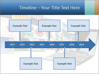 Multimedia streaming PowerPoint Template - Slide 28
