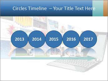 Multimedia streaming PowerPoint Template - Slide 29