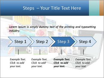 Multimedia streaming PowerPoint Template - Slide 4