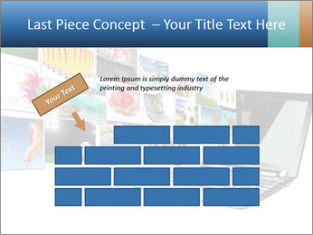 Multimedia streaming PowerPoint Template - Slide 46