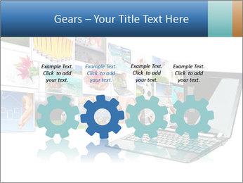 Multimedia streaming PowerPoint Template - Slide 48
