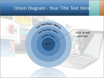 Multimedia streaming PowerPoint Template - Slide 61