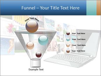Multimedia streaming PowerPoint Template - Slide 63
