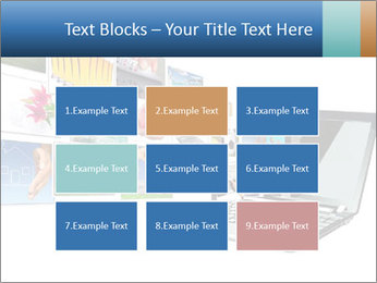 Multimedia streaming PowerPoint Template - Slide 68