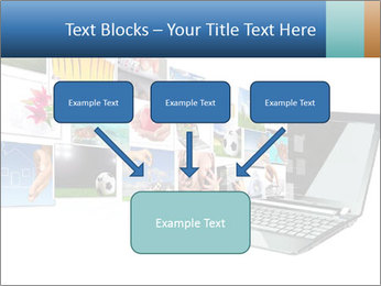 Multimedia streaming PowerPoint Template - Slide 70