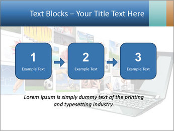 Multimedia streaming PowerPoint Templates - Slide 71