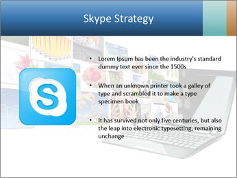 Multimedia streaming PowerPoint Template - Slide 8