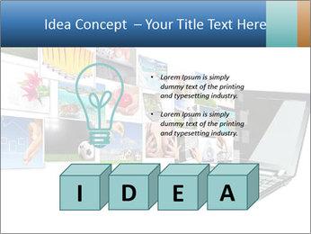 Multimedia streaming PowerPoint Template - Slide 80