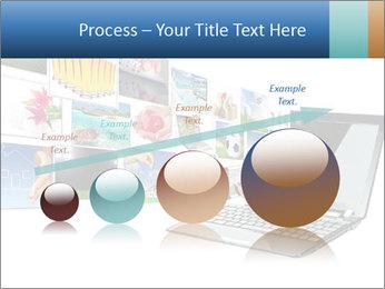 Multimedia streaming PowerPoint Template - Slide 87