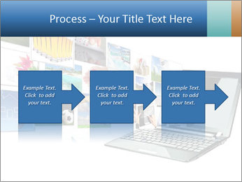 Multimedia streaming PowerPoint Template - Slide 88