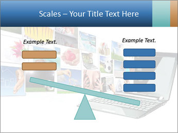 Multimedia streaming PowerPoint Templates - Slide 89
