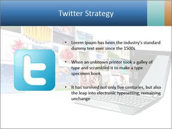 Multimedia streaming PowerPoint Template - Slide 9