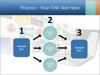 Multimedia streaming PowerPoint Template - Slide 92