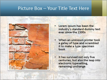 Abstract musical PowerPoint Template - Slide 13