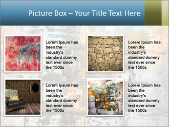 Abstract musical PowerPoint Templates - Slide 14
