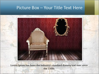 Abstract musical PowerPoint Template - Slide 15