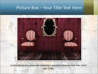 Abstract musical PowerPoint Template - Slide 16