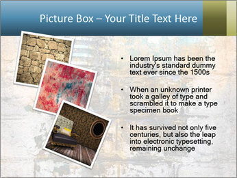 Abstract musical PowerPoint Template - Slide 17