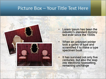 Abstract musical PowerPoint Template - Slide 20