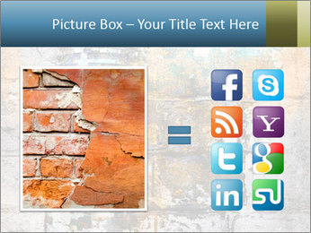 Abstract musical PowerPoint Template - Slide 21