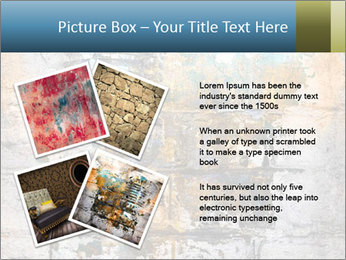 Abstract musical PowerPoint Template - Slide 23