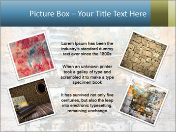 Abstract musical PowerPoint Template - Slide 24
