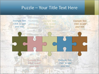 Abstract musical PowerPoint Templates - Slide 41