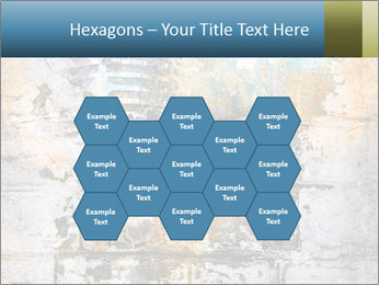 Abstract musical PowerPoint Template - Slide 44