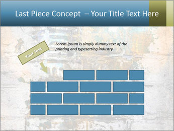Abstract musical PowerPoint Template - Slide 46