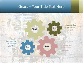 Abstract musical PowerPoint Templates - Slide 47