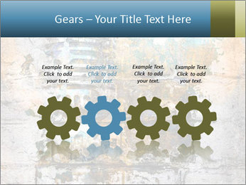 Abstract musical PowerPoint Templates - Slide 48