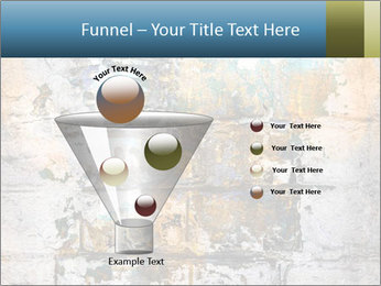 Abstract musical PowerPoint Template - Slide 63