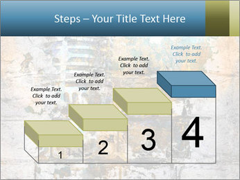 Abstract musical PowerPoint Template - Slide 64