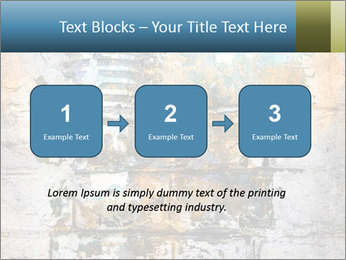 Abstract musical PowerPoint Template - Slide 71