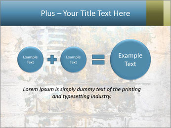 Abstract musical PowerPoint Template - Slide 75