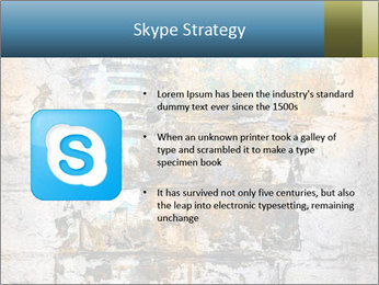 Abstract musical PowerPoint Template - Slide 8