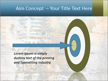 Abstract musical PowerPoint Template - Slide 83