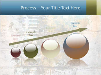 Abstract musical PowerPoint Template - Slide 87