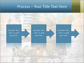 Abstract musical PowerPoint Templates - Slide 88