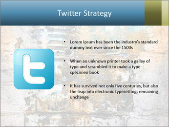 Abstract musical PowerPoint Templates - Slide 9